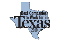 Best Places to Work in Texas