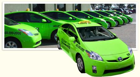 Discount cab coupons phoenix