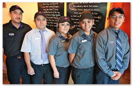 Desert de Oro Foods (Taco Bell, Pizza Hut, Fork in the Road) Jobs